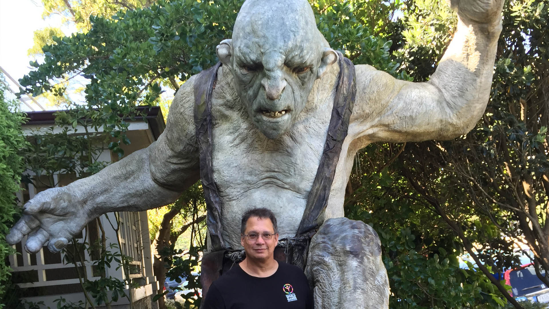 The Weta Cave In Miramar
