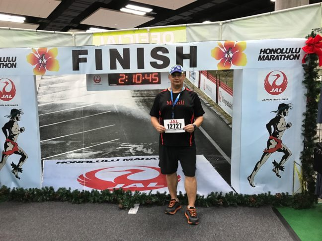 Wishful Thinking When Attending The Marathon Expo In Honolulu