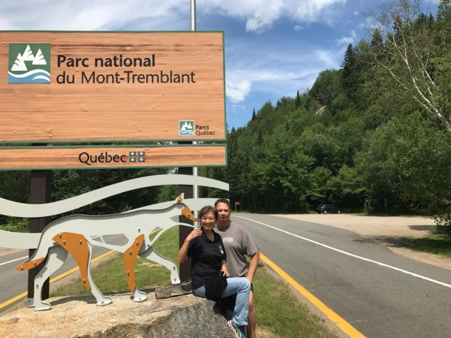 Welcome To Parc Tremblant